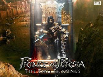 #16 Prince of Persia Wallpaper
