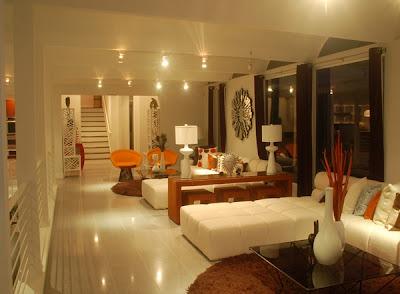 desain ruang tamu terbuka sebagai alternatif ruang tamu