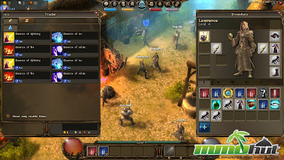 Drakensang Online 2 - F2P Web Gamez