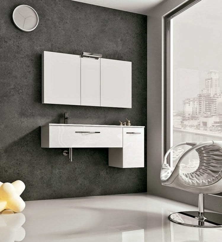 Sophisticated functional styles bathroom wall storage cabinets - Five modern gadgets for a functional bathroom ...