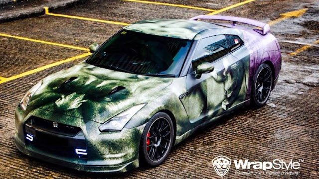 Check Out These Superheroes Supercars Designs