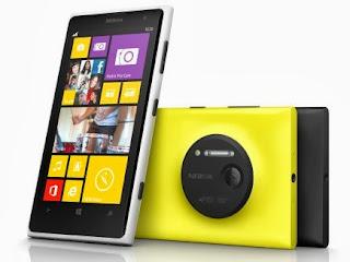 Smartphone Nokia Lumia 1020 - 435x326
