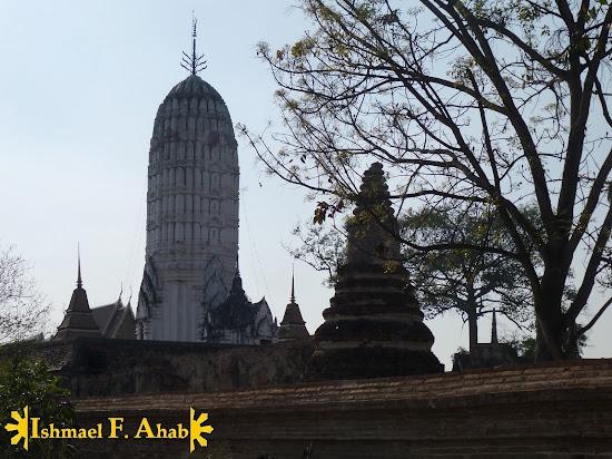 Wat Buddhai Sawan in Ayutthaya Historical Park