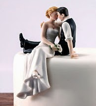 Figuras, Románticas, Pastel de Bodas