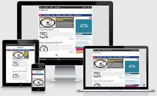 Manfaat Ganti Template Blog Responsive, SEO dan Fast Laoding