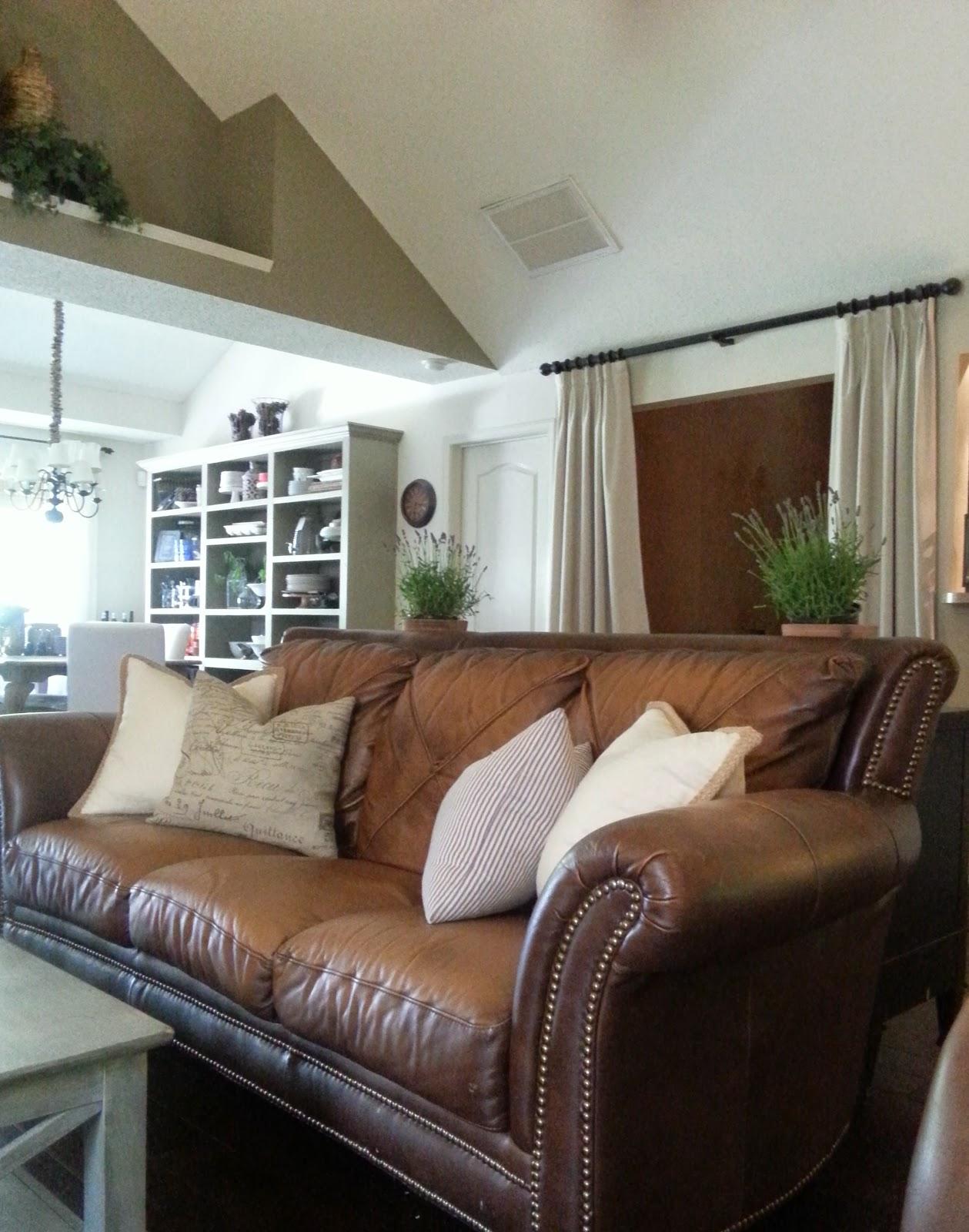 The Family Room Reveal Oak House Design Co