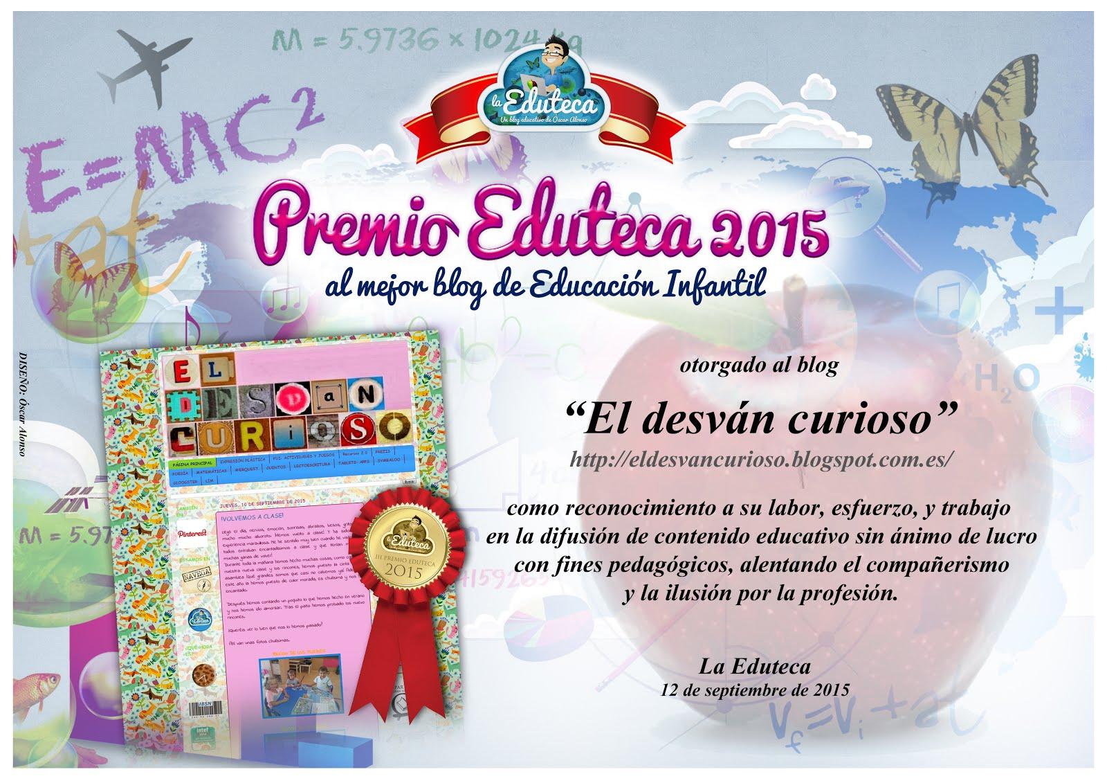 """El desván recibe el """"Premio dardos"""" en 2013"""
