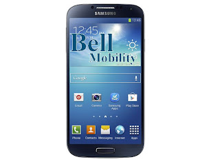 Bell Mobility Samsung Galaxy S4 prices