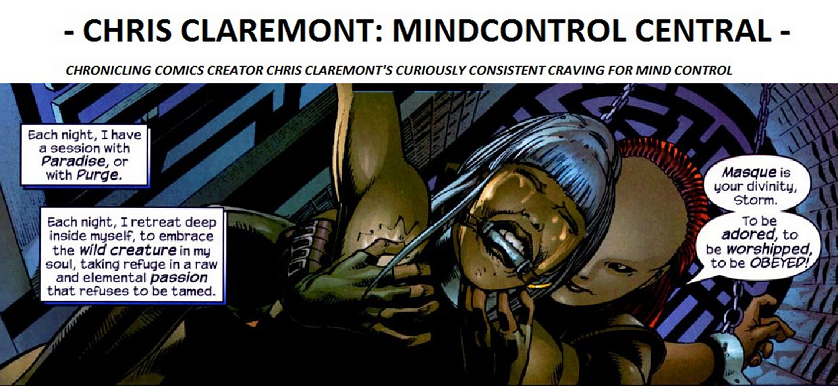 Chris Claremont: Mind Control Central