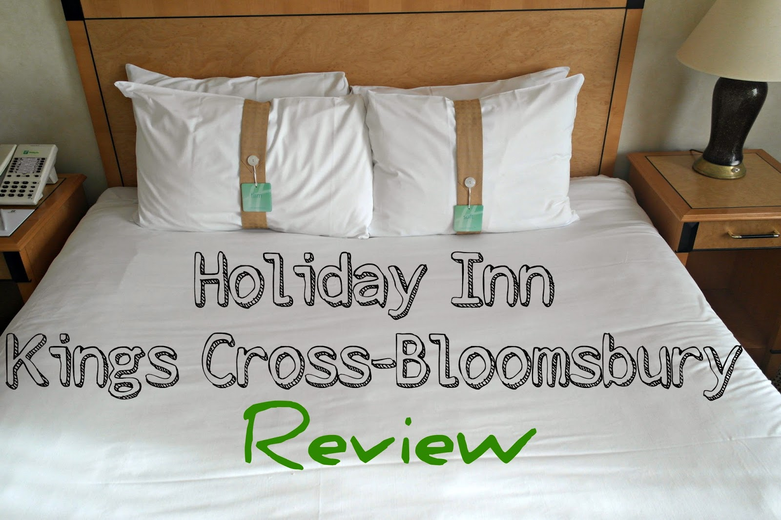 holiday inn kings cross hotel review