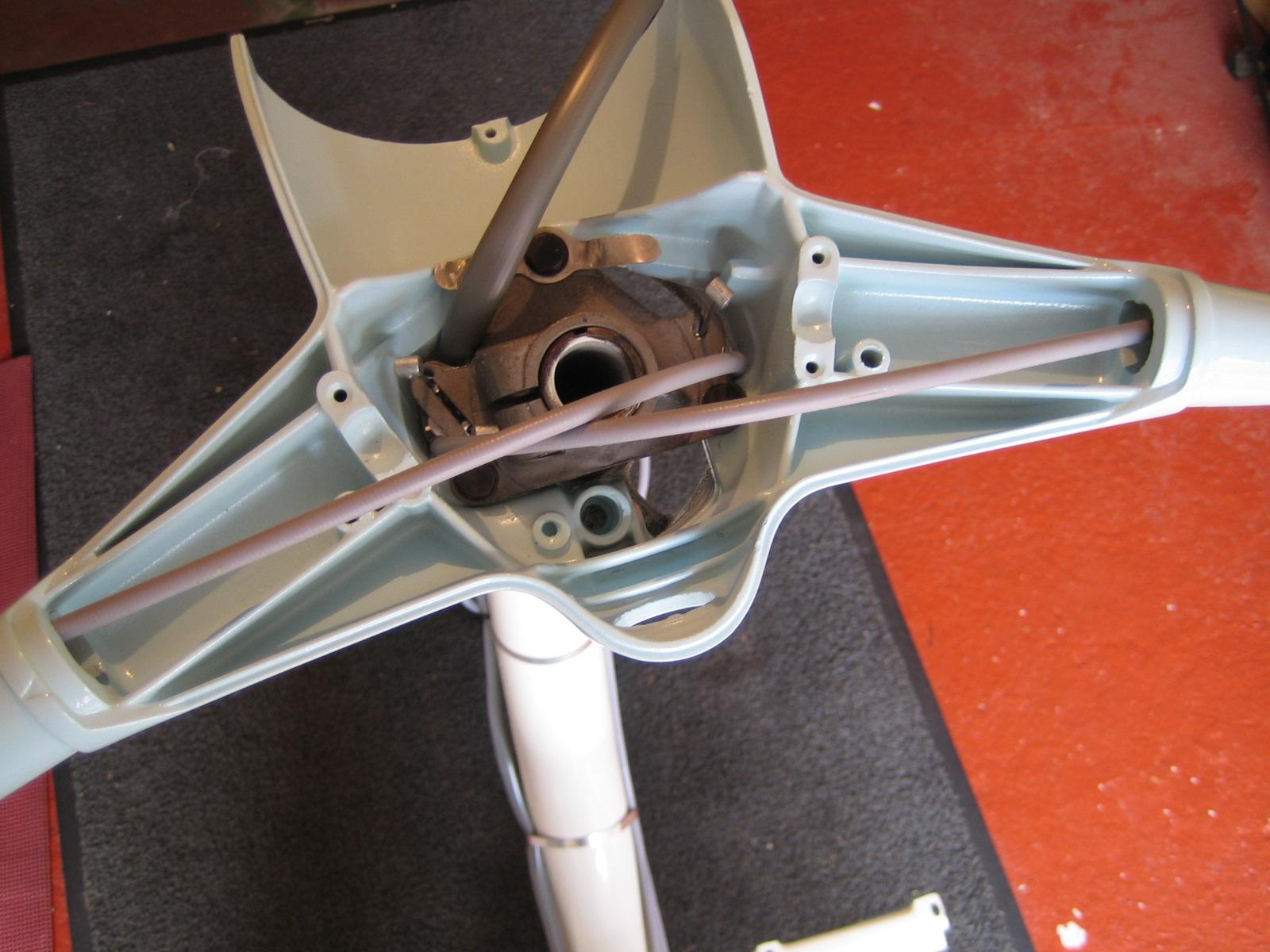 IMG_1509 lambretta restoration install headset bottom