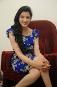 Richa Panai Latest Glam pics in Blue-thumbnail-14