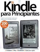 Kindle para principiantes liburuaren azala