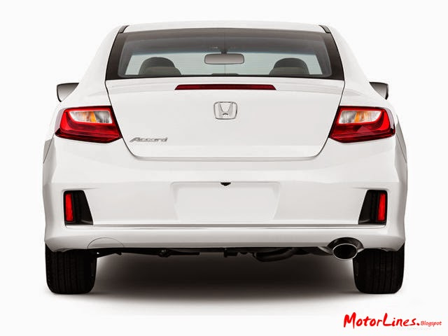 Honda Car 2015 Accord Coupe New Model With Latest Images In White