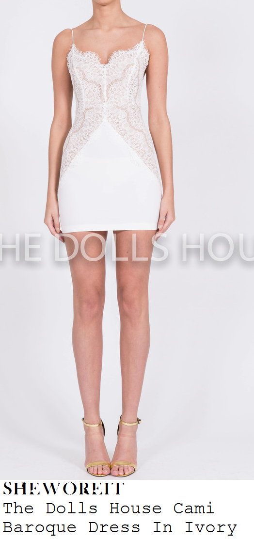 charlotte-crosby-white-lace-detail-sleeveless-cami-strap-mini-dress