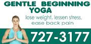 $7 Beginning Yoga