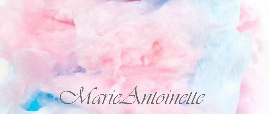 Marie Antoinette - Fashion blog