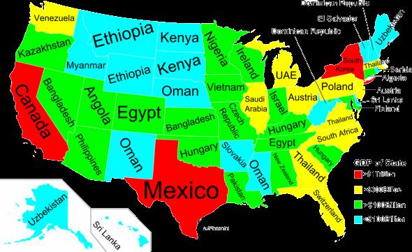 mapa au pair