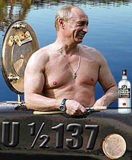 Vad sysslar Putin med egentligen?