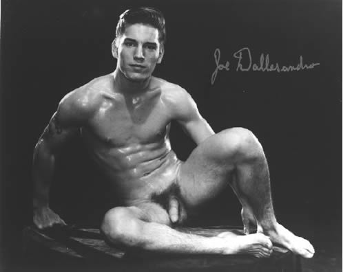 Joe naked nude dallesandro