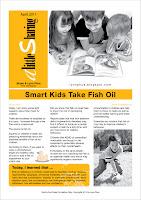 SMART KIDS TAKE FISH OIL