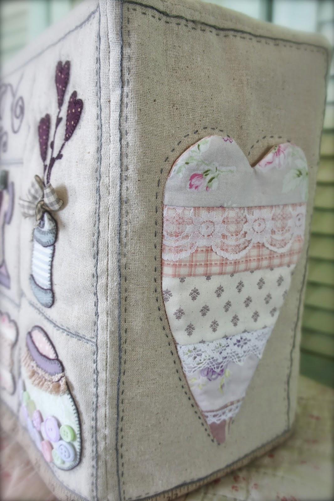"""""""Sew nice"""" - Funda para maquina de coser"""
