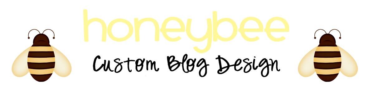 Honeybee Blog Design