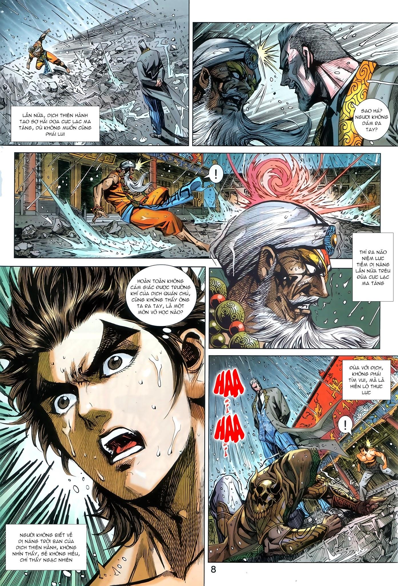 Tân Tác Long Hổ Môn Chap 902 - Trang 8