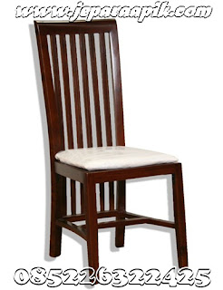 kursi makan kursi minimalis