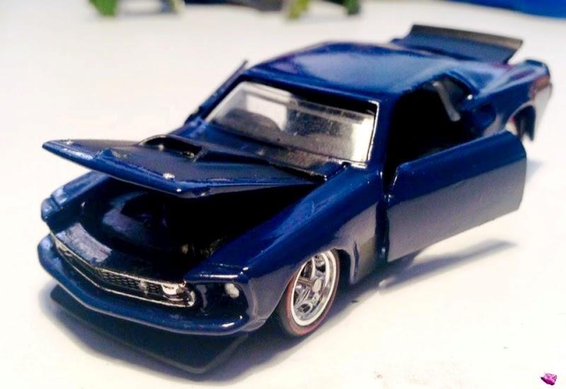 Hot Wheels Muscle Cars Part 2 Custom Classic Jdm 70
