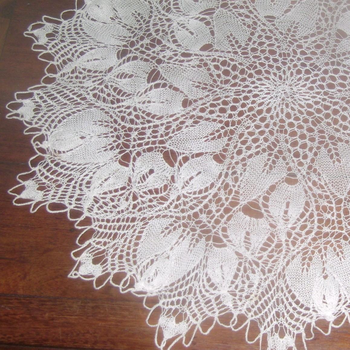 Tapetes A Crochet. Tapete Con Hongos A Crochet Bellos. Wednesday ...