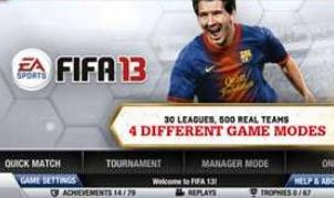 fifa soccer 13 1.0.2 ipa free