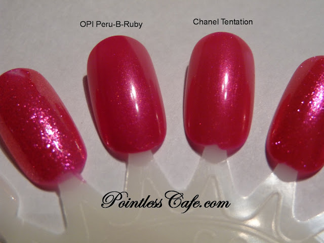 Chanel Tentation Comparison