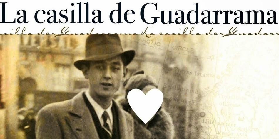 La Casilla de Guadarrama. Novela de intriga e investigación.