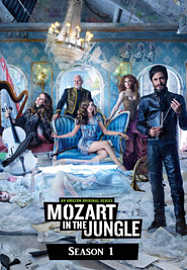 Mozart in the Jungle 1ra Temporada Online