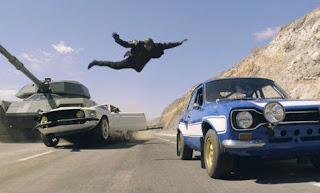 9 Fakta Unik Film Fast & Furious 6