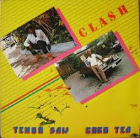 cocoa tea and tenor saw Clash 12