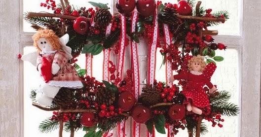 ideas para decorar la casa en navidad natal christmas On decoracion del hogar en navidad 2013