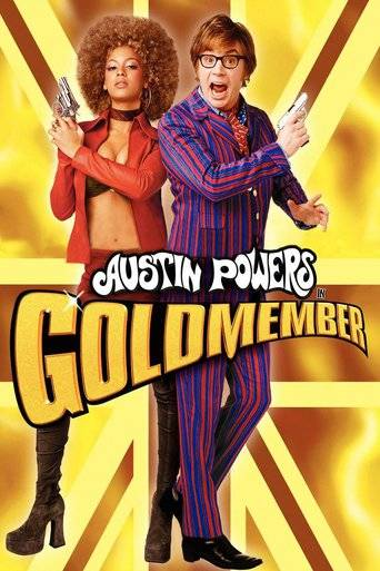 Austin Powers in Goldmember (2002) tainies online oipeirates