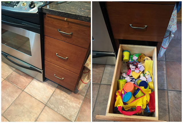 Creative Ways to Keep Your Home Organized | all dressed up with nothing to drink...