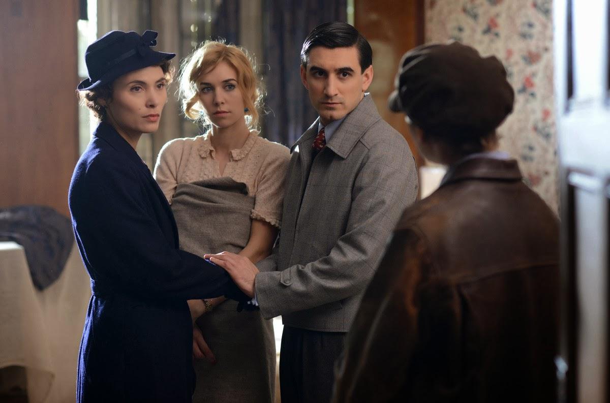 Investigating Agatha Christie's Poirot: October 2013