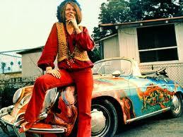O carro de Janis joplin