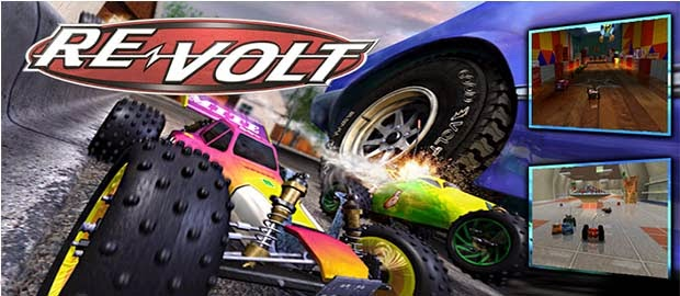 RE-VOLT Classic (Premium) – 3D Apk v1.1.8
