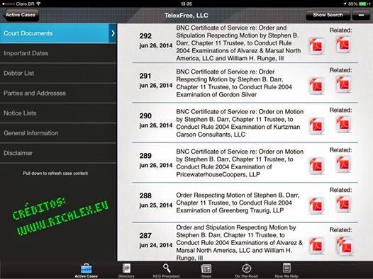 Veja agora as ultimas notícias da telexfree, telexfree noticias, brasil telexfree, bbom, o que telexfree, telex, sobre telexfree, telexfree hoje.