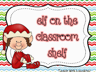http://www.pinterest.com/teachandlaugh/elf-on-the-classroom-shelf/