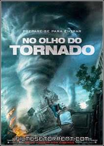 No Olho do Tornado Dublado