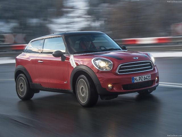 Mini Paceman ALL4 2014