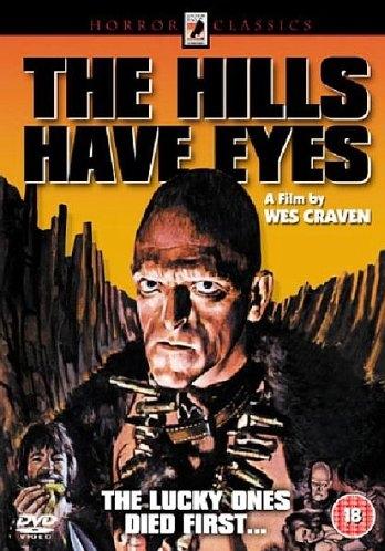 THE HILLS HAVE EYES - QUADRILHA DE SÁDICOS - 1977