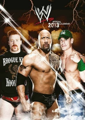 4- لعبة المصارعة دبليو دبليو إي ( WWE RAW 2014 )