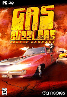 Download Game Gas Guzzlers Combat Carnage 2012 For PC DVD